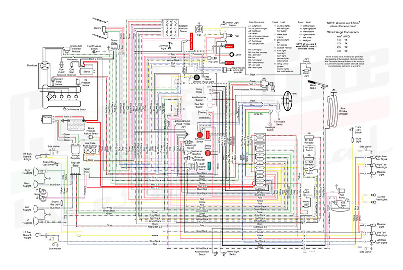 Wiring       Diagram    Giulia Super   Centerline International