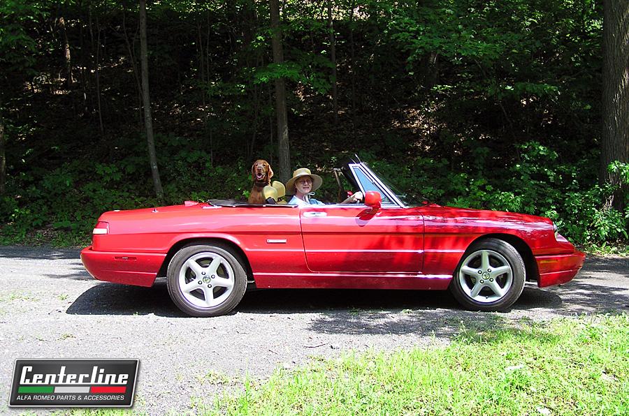 1991 Spider Centerline International