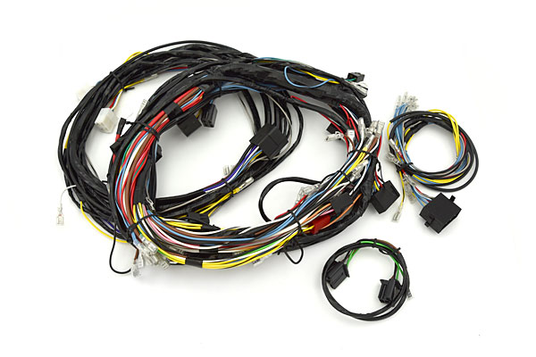 Spider and GTV Wiring Harnesses