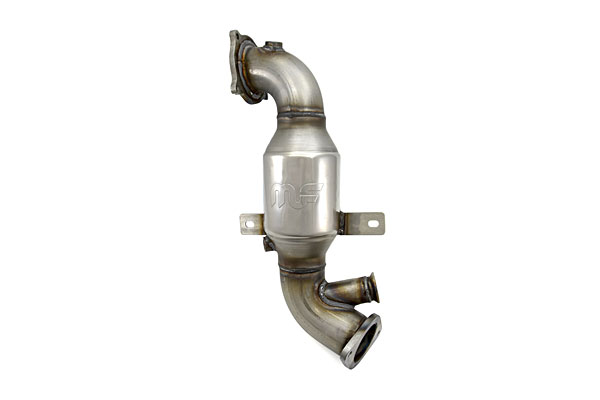 Performance Downpipe Giulia Stelvio