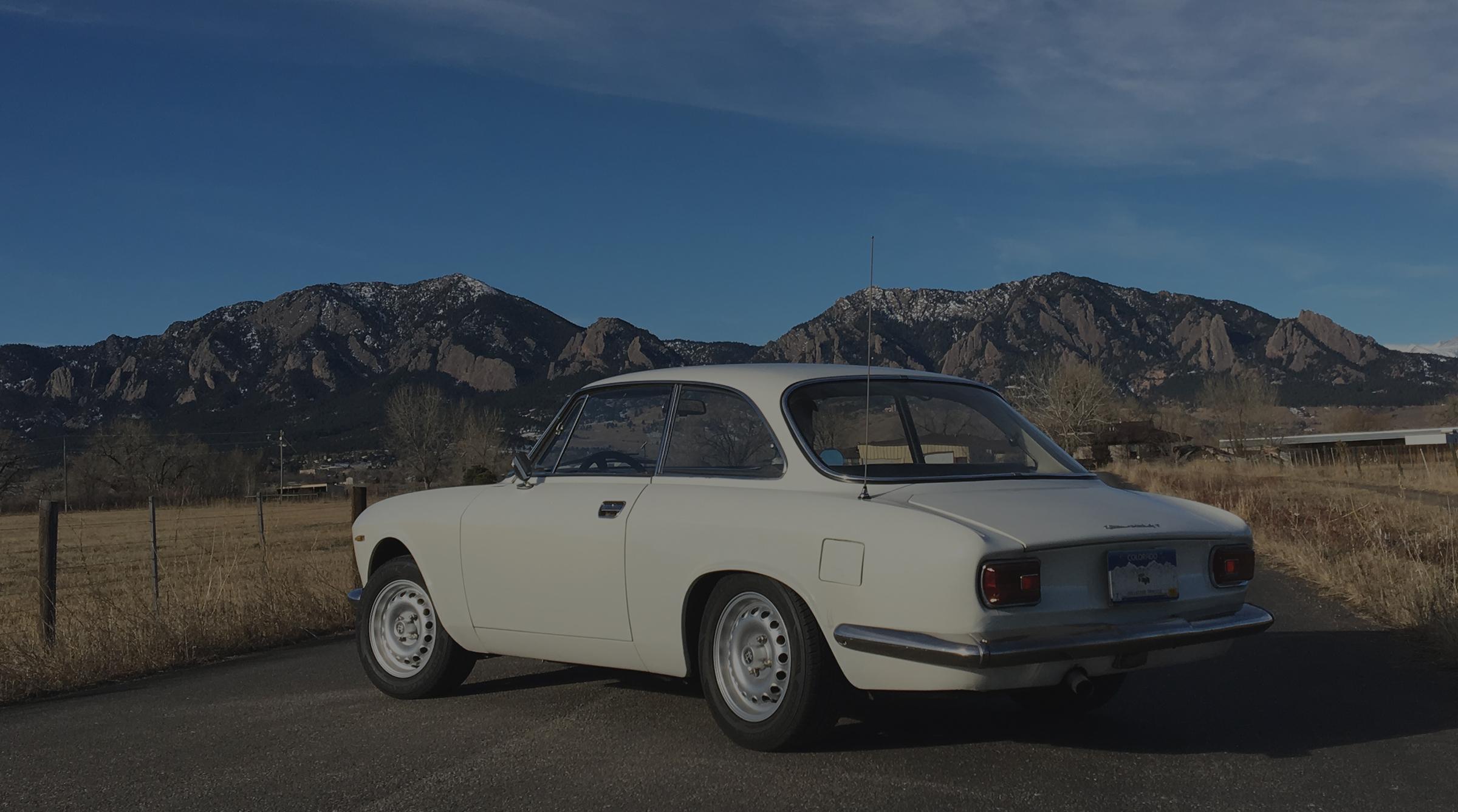 Alfa Romeo Giulia Gt Gtv 1965 74 Centerline International